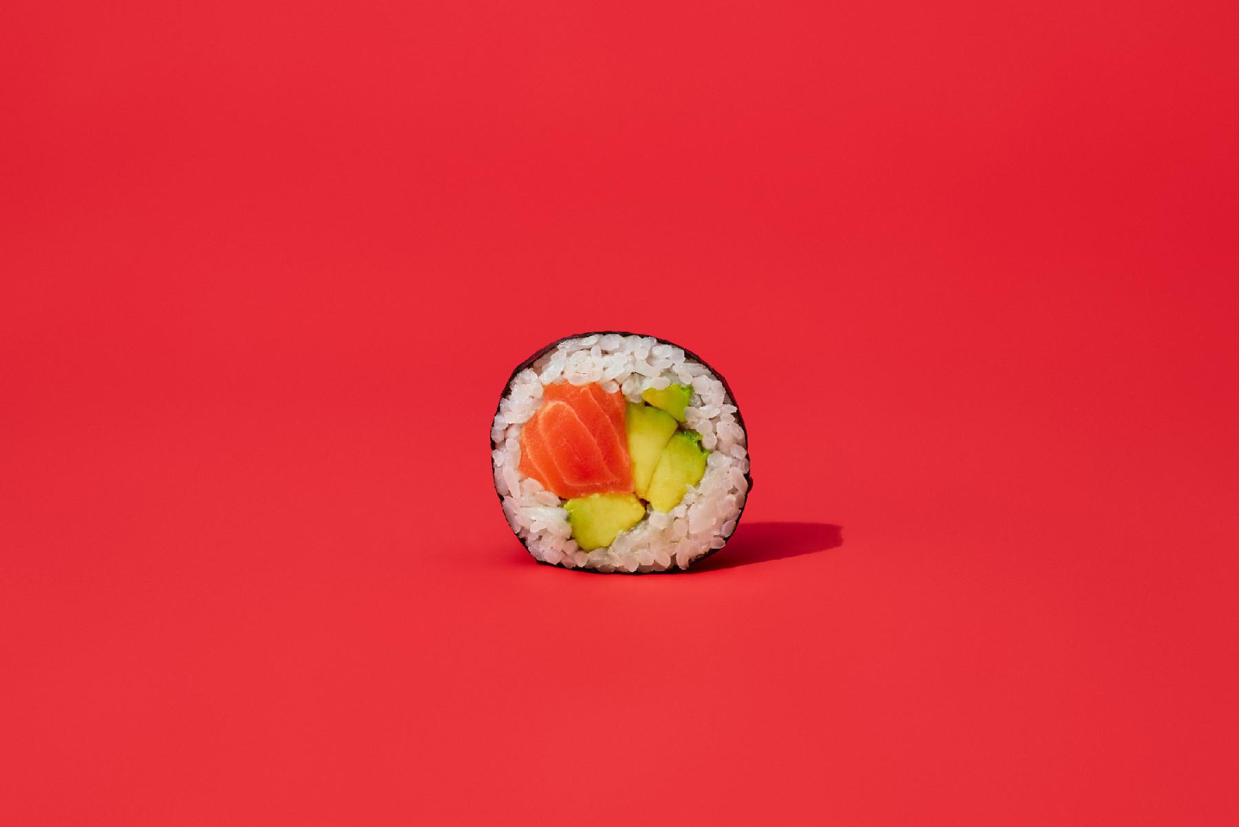 Salmon Suchi Peice